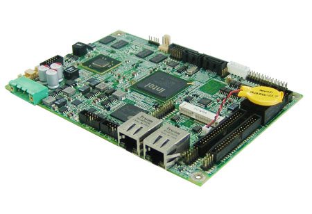 华北工控新推出基于Intel Pineview-M的低功耗EPIC主板