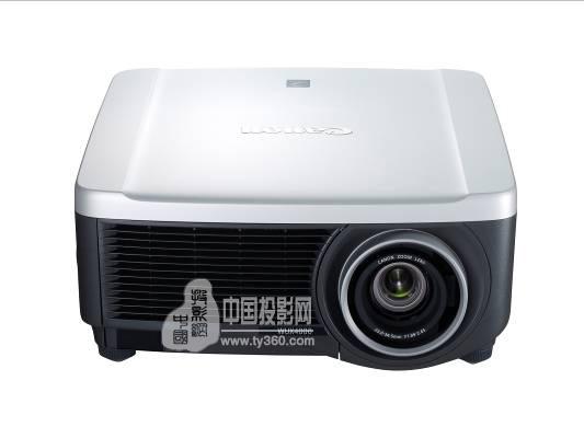 佳能首款可交换镜头高分辨率LCOS投影机