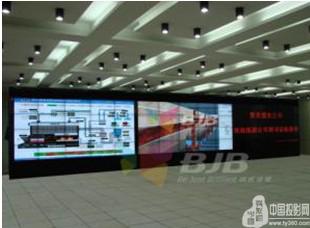X461UNV专业工程液晶显示器入驻方山煤业公司