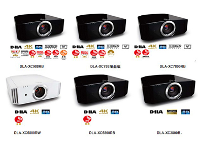 JVC投影机:JVC重新定义「极致影院概念」史上最超值4K电影投影机发售