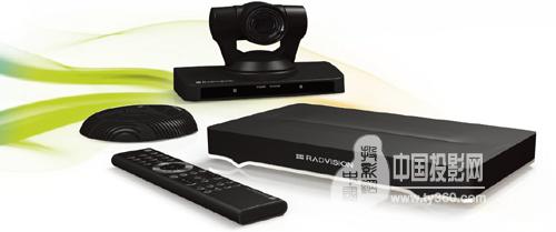 RADVISION SCOPIA视频会议产品线再添高端新品