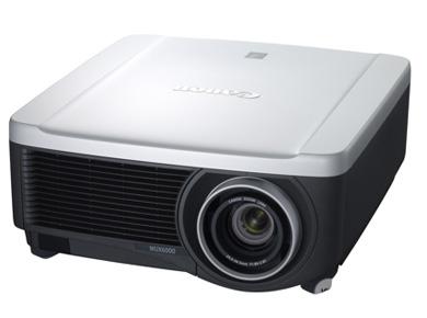 佳能发布6000流明高亮度LCOS高分辨率投影机新品WUX6000