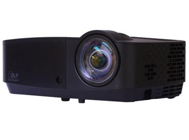 富可视投影机:精擅短焦 融汇互动 富可视全能IN120STa系列短焦投影新品上市