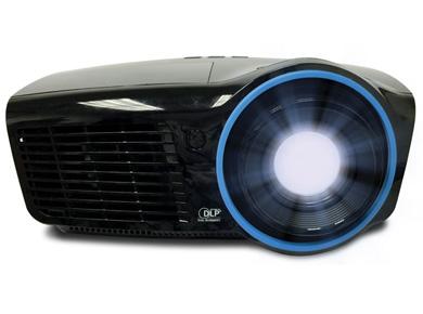 富可视投影机:专业级3D网络投影机――富可视IN3130a系列新品上市