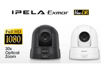 小块头有大智慧,索尼推出全高清云台式远程遥控摄像机SRG-301SE