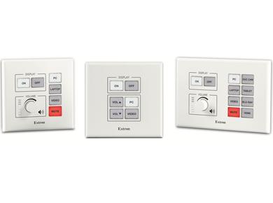 普乐士投影机:Extron 推出五款带以太网设备控制和 PoE 功能的 MediaLink Plus 控制器