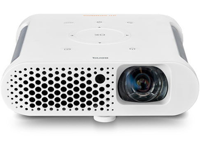 明基投影机:博采众长 明基智能便携掌心投影仪GS1正式上市