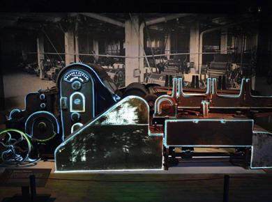 厚重上海历程,索尼投影重现探访上海市历史博物馆
