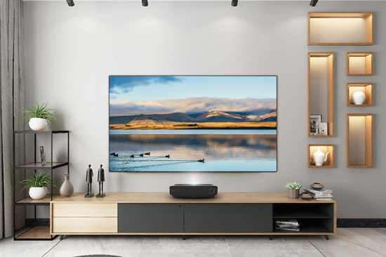 海信激光电视88L5震撼上市,开启视听新体验