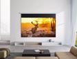 智能投影幕布革命极米100英寸遥控电动光子幕上市