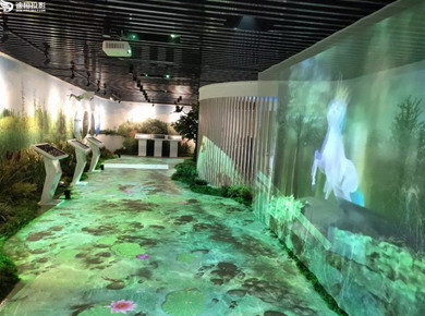 光影•智慧 | 数字化展厅,智慧化建设