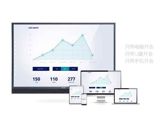 无纸化办公从Donview智能会议平板开始