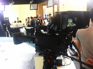 视频会议新产品--索尼推出新型系统摄像机HDC-5500/HDC-3500