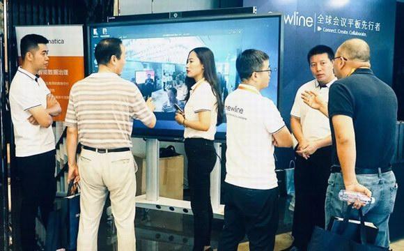 会展 | newline亮相2019北京部委央企及大型企业CIO大会,力促企业数字化转型