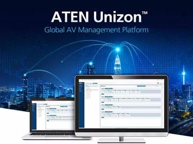 AV/IT运维管理化繁为简ATEN宏正发布全球影音系统管理平台