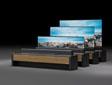 海信在CES发布全球首台卷曲屏幕激光电视!真的