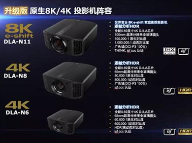 """JVC投影机:JVC实现4K HDR画质的革命性升级--- """"LEO""""(狮子座)加持神器""""逐帧适应HDR"""""""