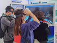 威尔文教携VR超感学习系列产品闪耀第78届中国教育装备展