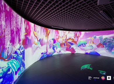 2020 Hello Earth & AKP 艺术季火热开放中,ViewSonic优派助力打造沉浸式互动娱乐体验