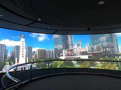 用科技焕新颜,东方中原助力萍乡打造城市新名片!