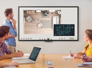 """明基投影机:移动智能""""双""""时代,明基智能会议平板CP系列上市"""