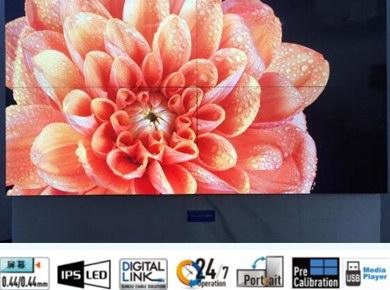 松下投影机:新品上市丨体验超大屏视觉冲击,松下0.88mm超窄边框液晶显示器
