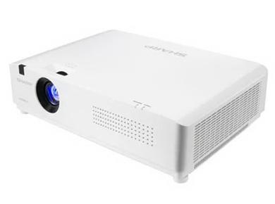 夏普投影机:夏普XG-CE系列液晶激光工程投影机新品面市:超强色彩,全新视界