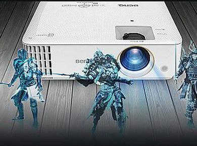明基投影机:家庭游戏总动员!明基TH685 120Hz游戏投影机上市