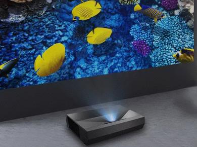奥图码投影机:智联未来.多场景智能应用――奥图码激光电视X1-Elite即将上市
