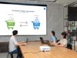 大屏对于视频会议有多重要,明基这款设备给出了答案!