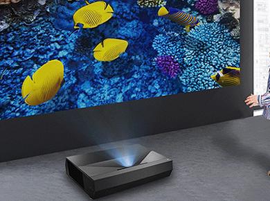 奥图码投影机:智联未来,多场景智能应用!奥图码激光电视X1-Elite即将上市