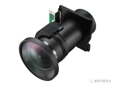 新款短焦镜头上市,丰富高亮激光投影镜头选择