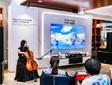 展现沉浸式观影体验,品鉴沙龙售出10万元级海信激光电视