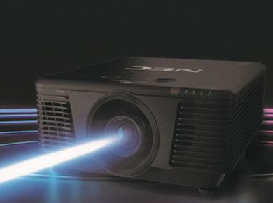 NEC极光系列新品正式发布 投影市场再添实力担当