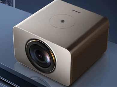 长虹投影机:长虹S3智能1400ANSI流明投影9月上市