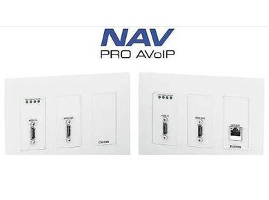 Extron 全新 Pro AV over IP 墙面板编码器