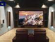 为何影音好爱者会选择透声幕来安装家庭影院系统?