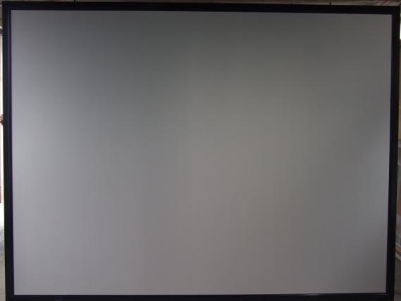 金属平面硬幕