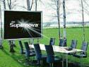 Supernova强光屏幕(100