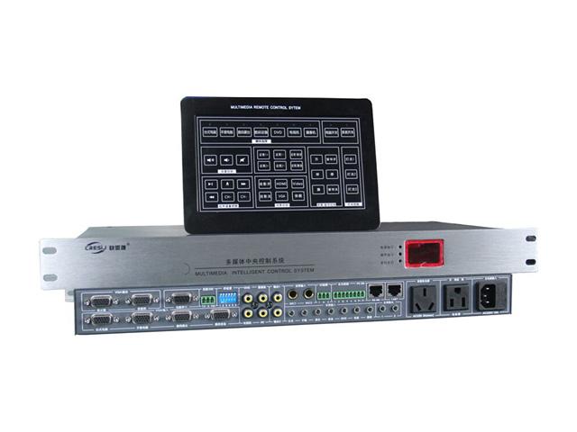 TC-6100触摸分体中央控制器