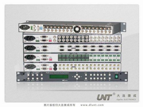 FLEX 系列小型视音频矩阵
