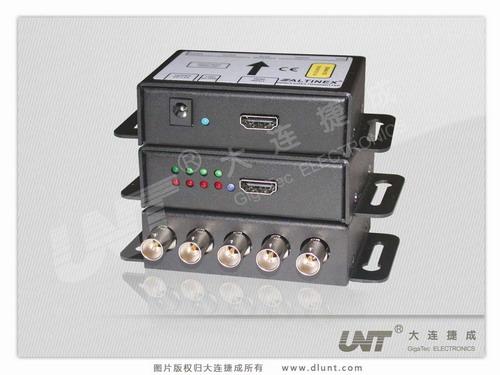 HDMI-COAX 延长器