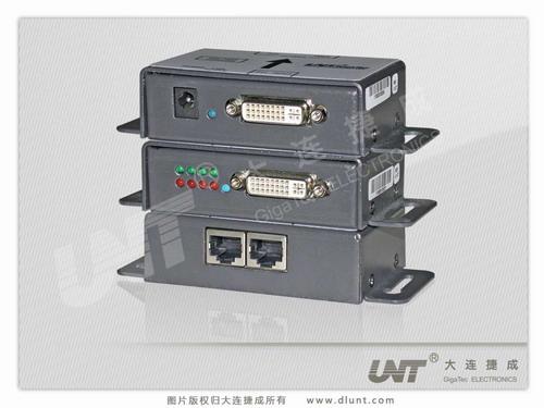 DVI-CAT5 延长器