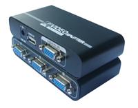 2口VGA高清分配器VGA-102A
