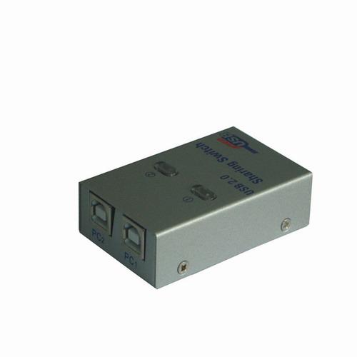 2口USB自动共享器UY-02…