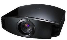 索尼SONY VPL-VW95ES高清晰1080P家用3D投影机