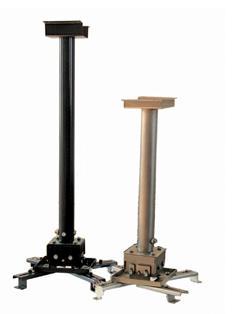 多节管式精准定位大型投影机吊架