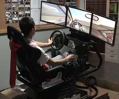 虚拟驾驶汽车、自行车、飞…