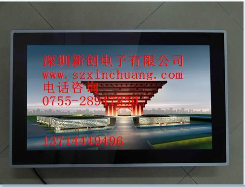 候车厅专用楼宇广告机|款式可以定做的高清广告机