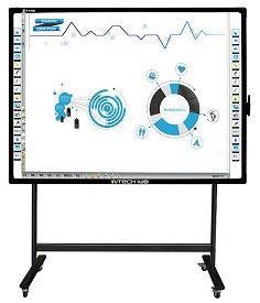 供应印天电磁交互式电子白板T-85(单笔)